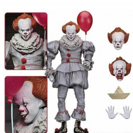 NECA Stephen King's IT 2017 Action Figure Ultimate Pennywise